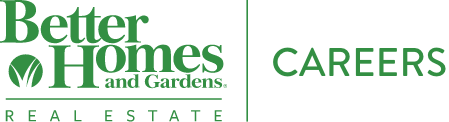 Better Homes and Gardens Real Estate | Careers Logo
